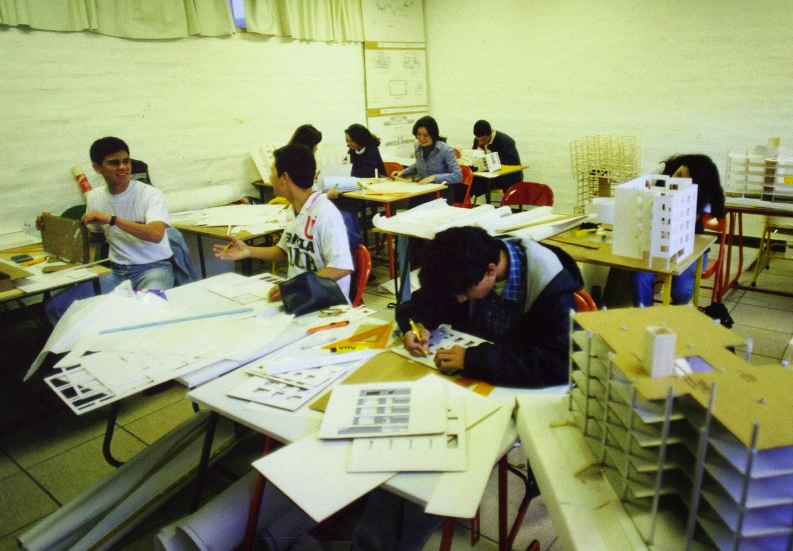 Mario v sconez ecuador 65 el taller de dise o for Arquitectura carrera profesional