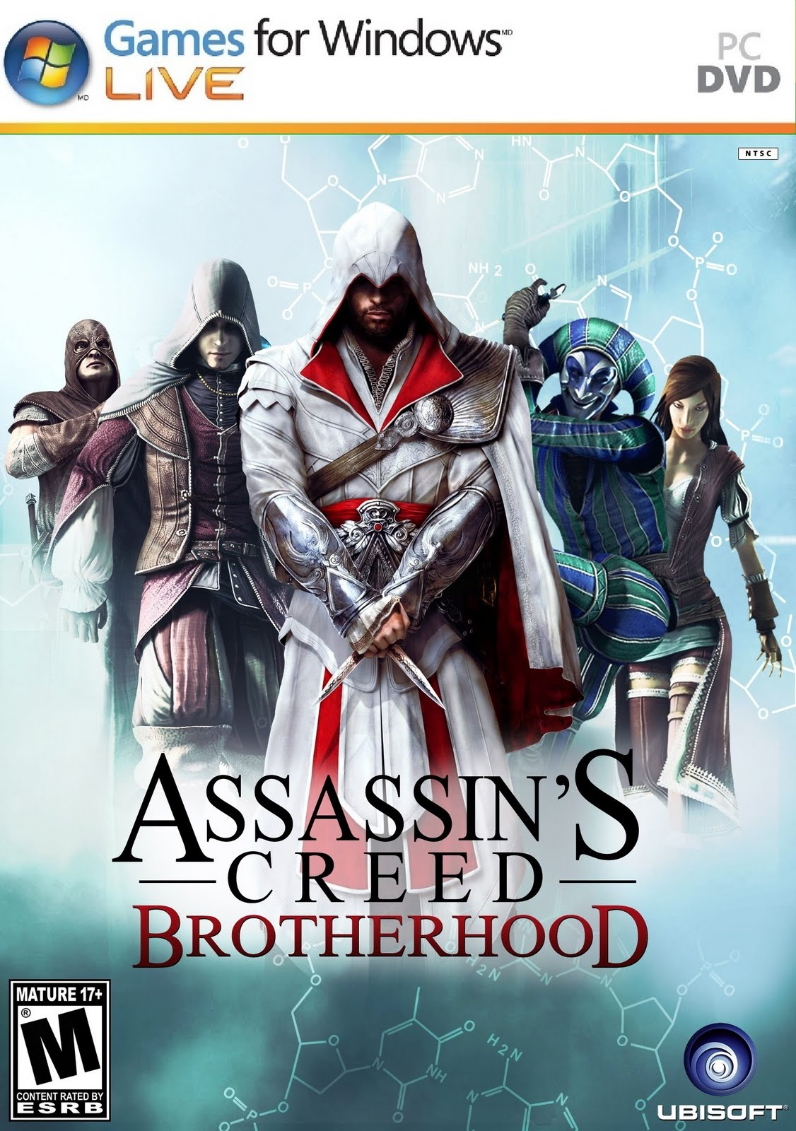 Choose your games: Assassin's Creed Brotherhood