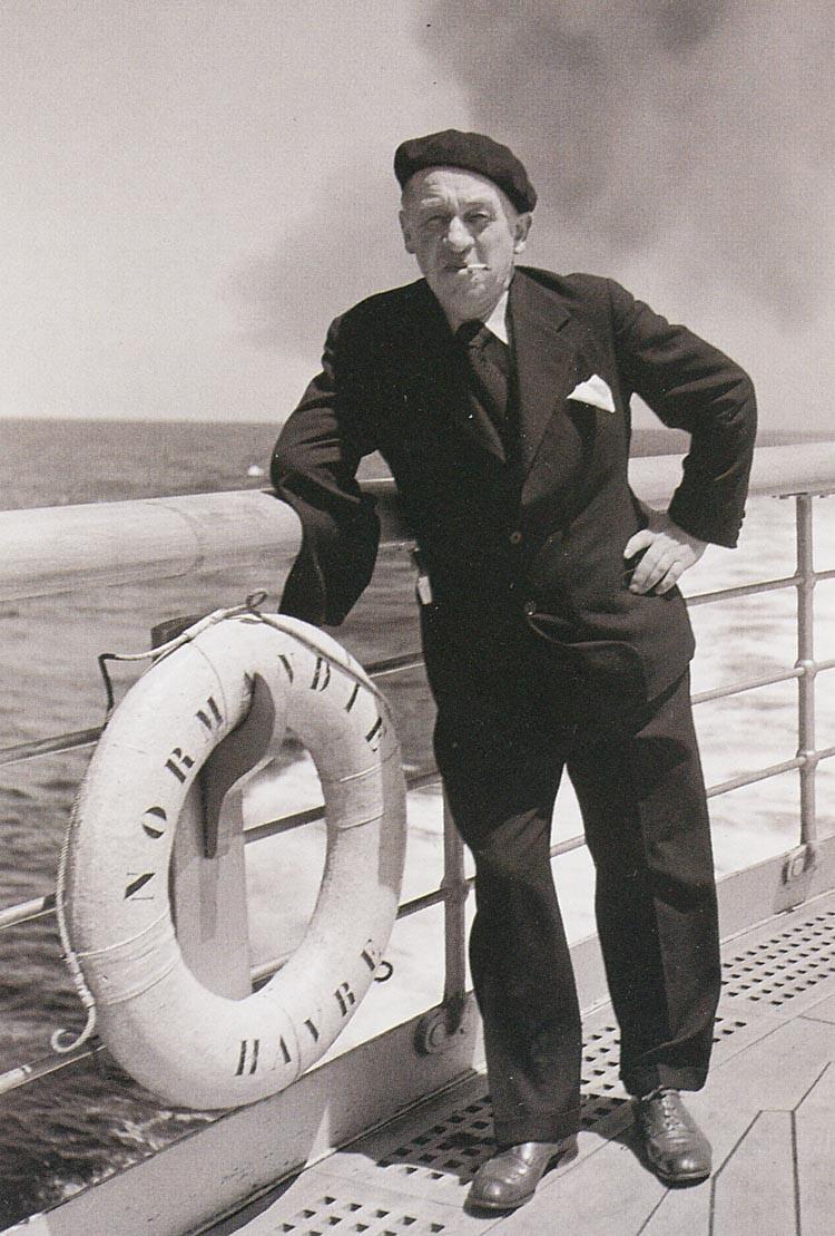 Blaise Cendras (1887-1961) Inclassable du XXe cendrars