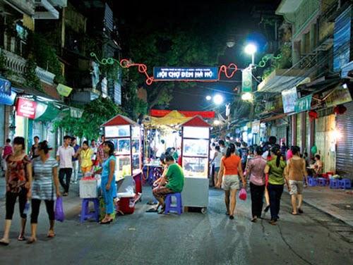 Hà Nội mở thêm 6 tuyến phố đi bộ tại Phố Cổ