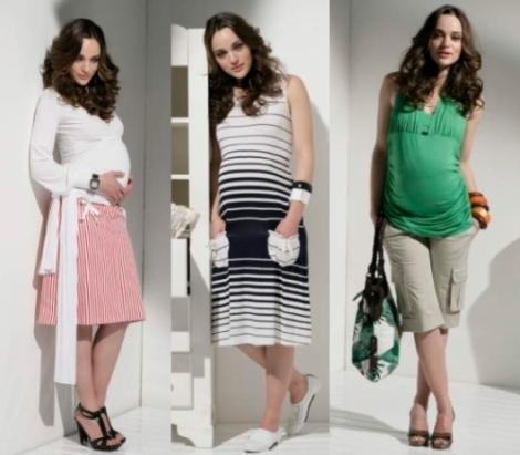 в чем ходить во время беременности фото