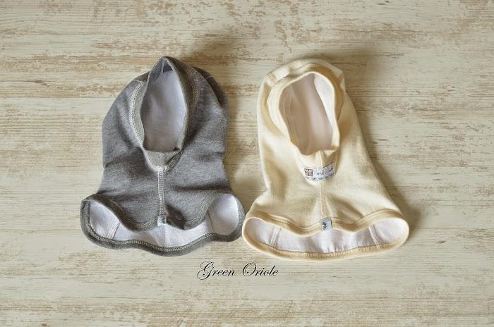Шапка-шлем для новорожденного