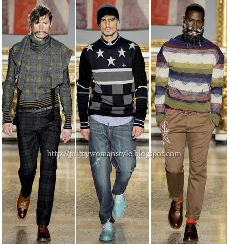 Модерни пуловери 2013