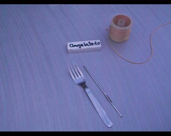 Pulseras con un tenedor for Pulsera tenedor