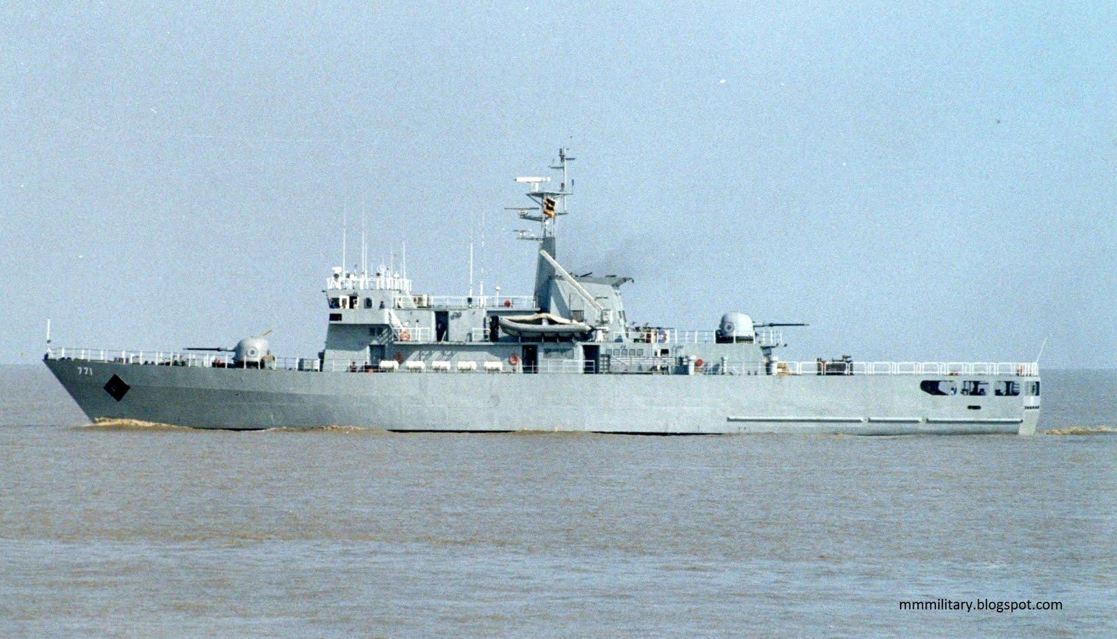 Hla Oo S Blog New Warships Of Burma Navy