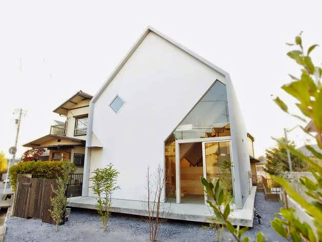 Chiba Japanese House Design with Monster Roof and 8 Laminated Wooden on aura home design, zombie home design, alejandro home design,