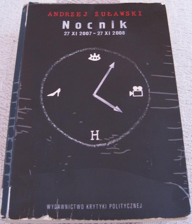 okładka książki Nocnik