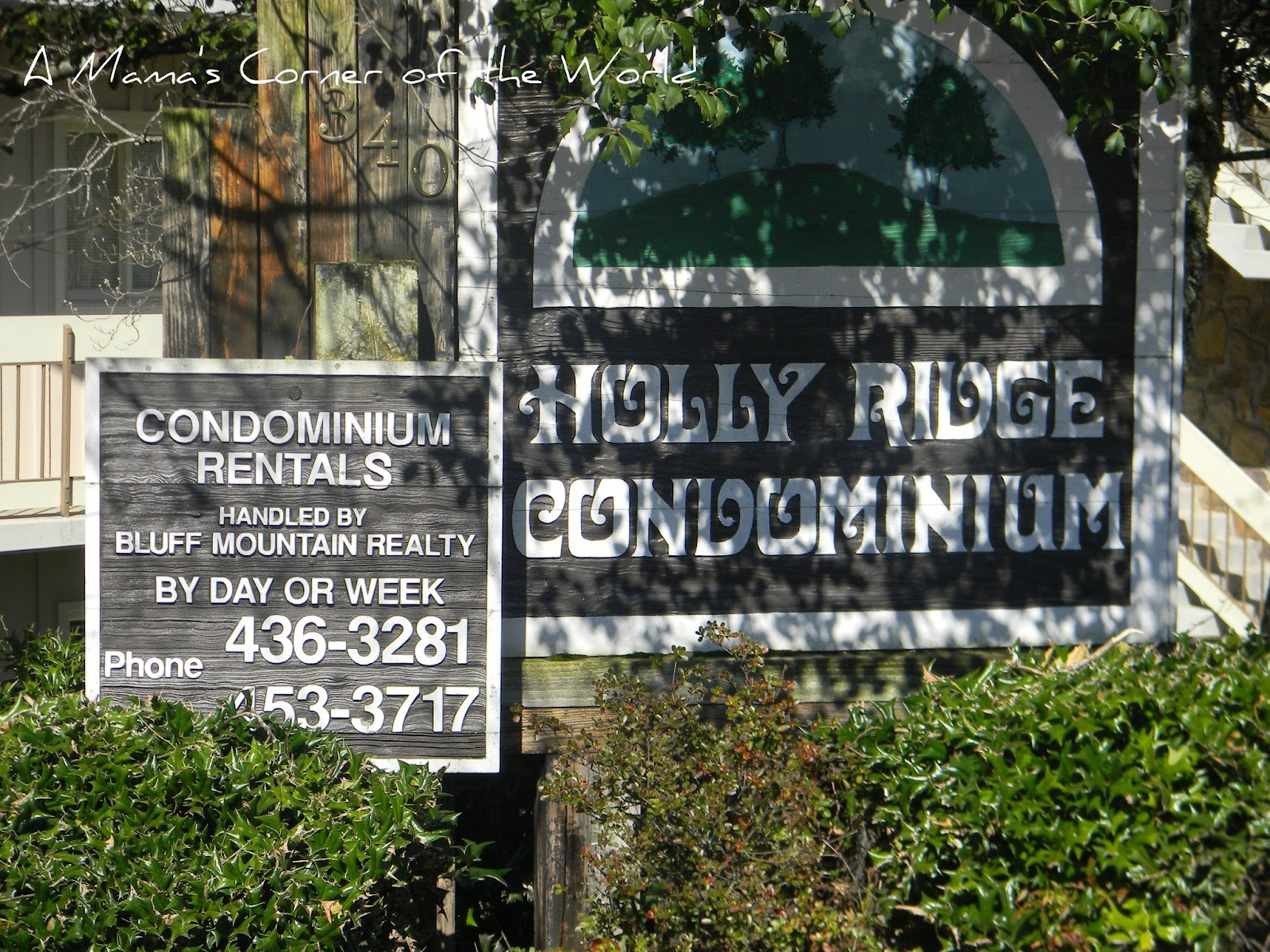 Family Travel Review:  Holly Ridge Condominiums Gatlinburg Tennessee