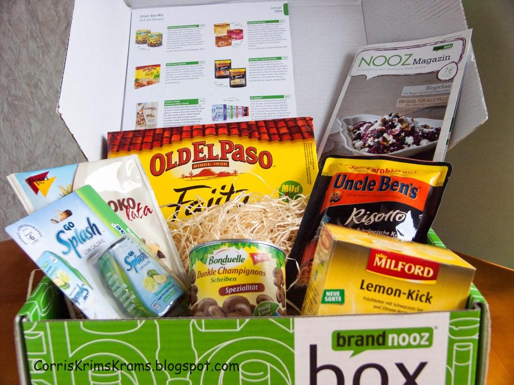Box, Überraschungsbox, Brandnooz