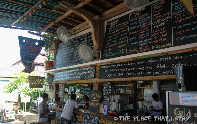 Indonesia - Lombok - Gili Trawangan - Le Petit Gili - Restaurant