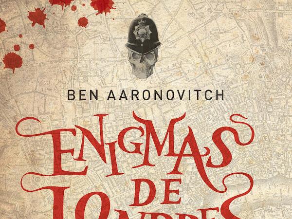 Espíritos do Tâmisa, volume 1 de Enigmas de Londres, Ben Aaronovitch, Fantasy - Casa da Palavra
