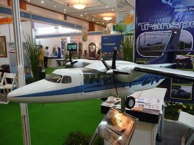 Pesawat N-219 PT. DI Mulai diproduksi tahun 2017