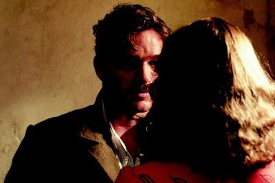 Ronald Zehrfeld and Nina Hoss in Phoenix
