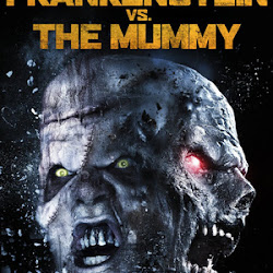 Poster Frankenstein vs. The Mummy 2015
