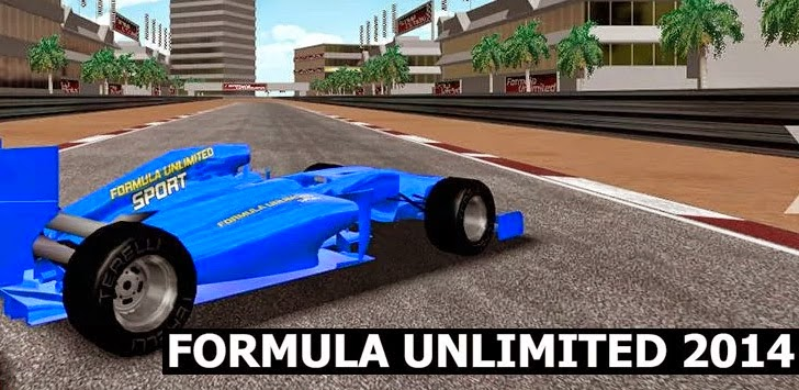 Formula Unlimited 2014 v1.2.15 (Mod Money) [Link Direto]