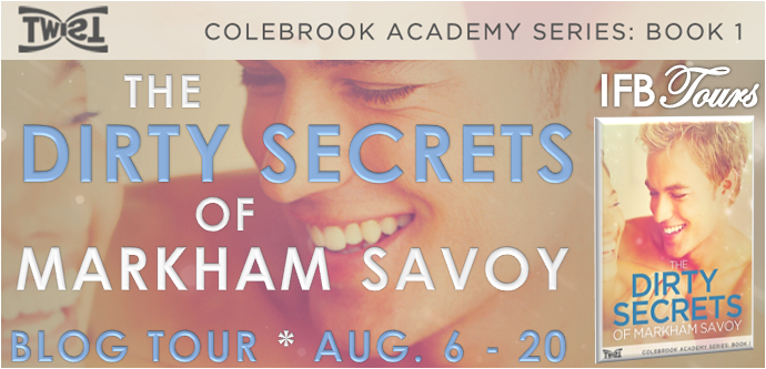 {Review+Giveaway} The Dirty Secrets of Markham Savoy by C.C. Dalton