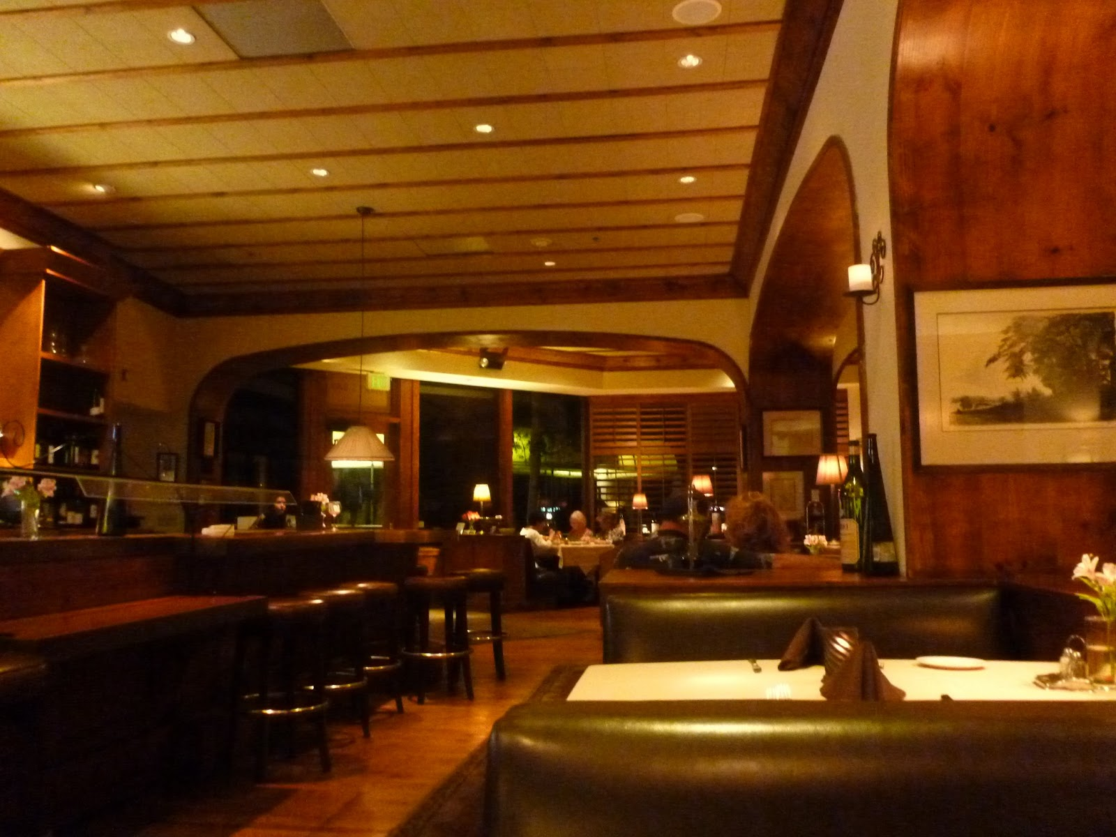 Academic capital the hidden gem harry s bar and american grill - American grill restaurant ...