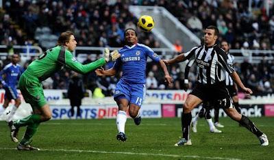 Newcastle United vs Chelsea Live Stream Online 02 February 2013