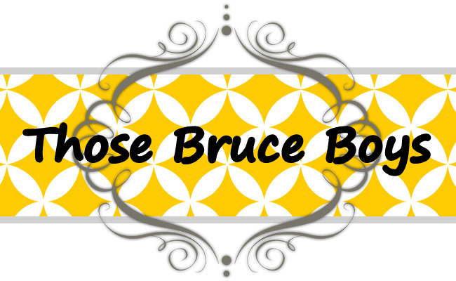 Those Bruce Boys