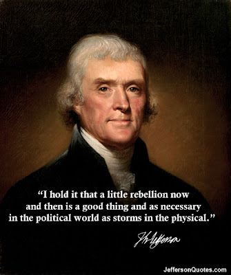 a little rebellion now and then is a good thing, state of jefferson, free state of jefferson