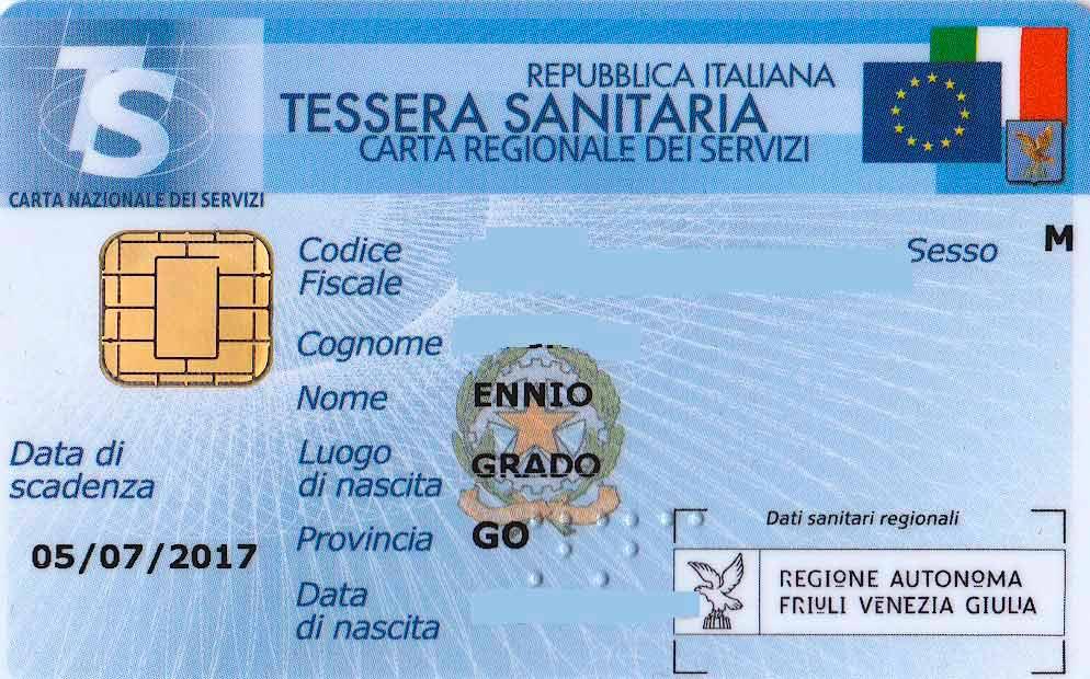 Sussurri delle cube la carta dei servizi for Carta regionale dei servizi fvg