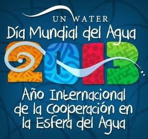2013: ANO INTERNACIONAL DA COOPERACIÓN NA ESFERA DA AUGA