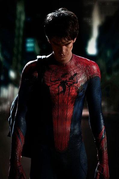 Peter  en The Amazing Spider-Man