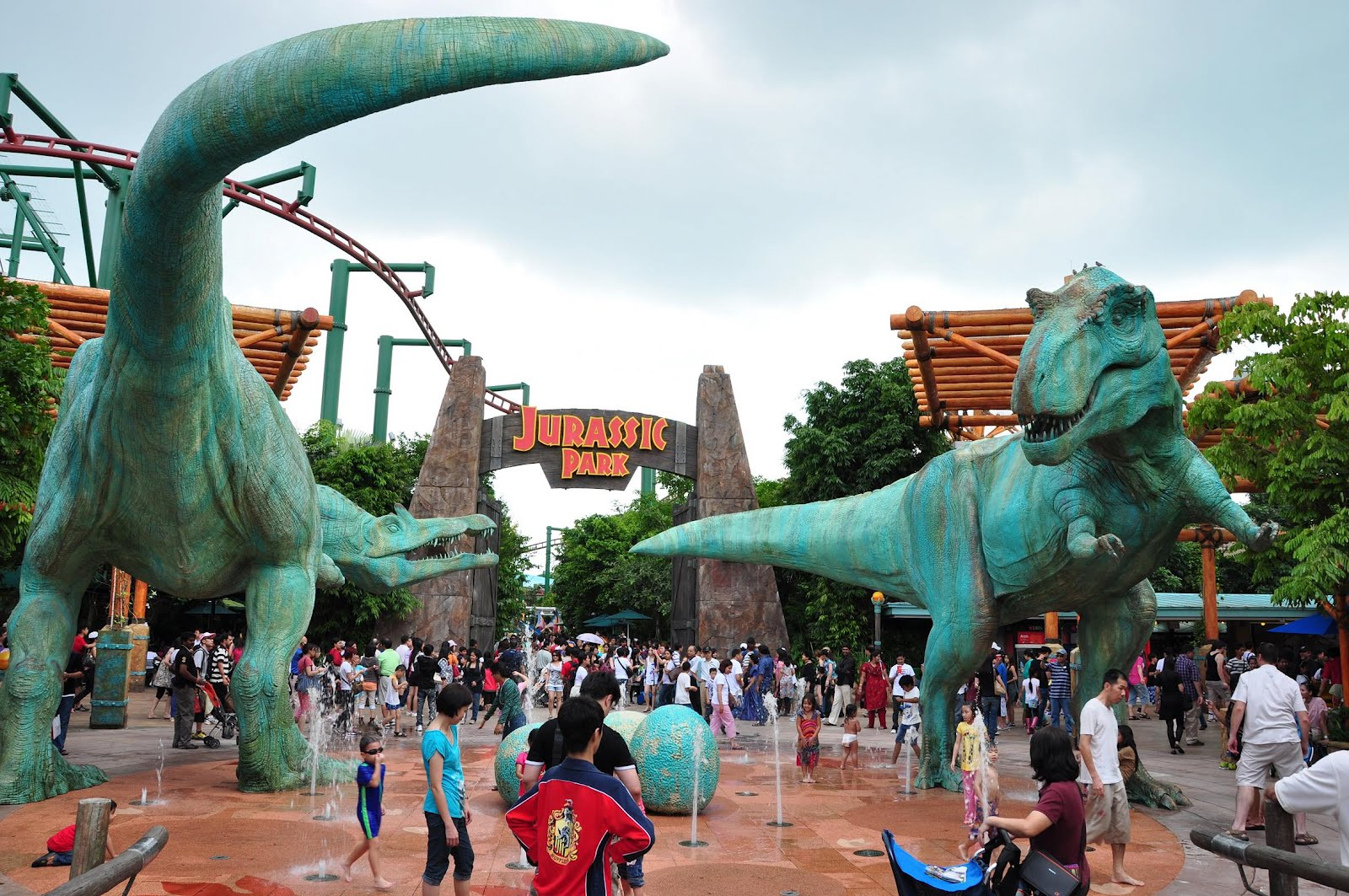 Universal Studios Singapore ~ travel-my-blog