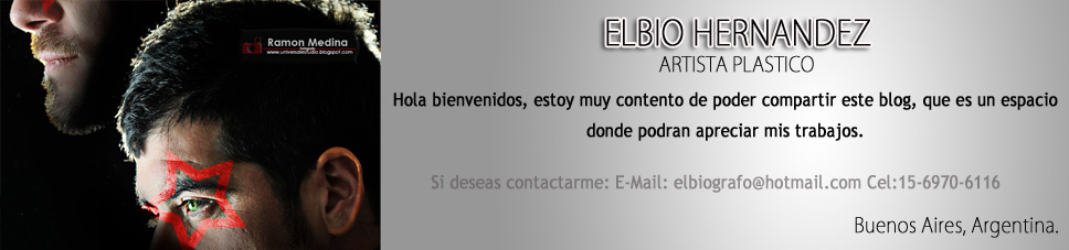 Elbio Hernandez Artista Plastico