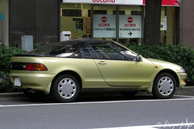 Toyota Sera, japoński samochód, JDM