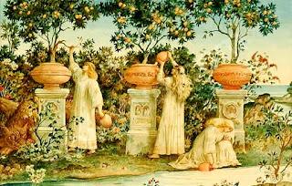 El Jardín de las Hespérides - The Garden of de Hesperides
