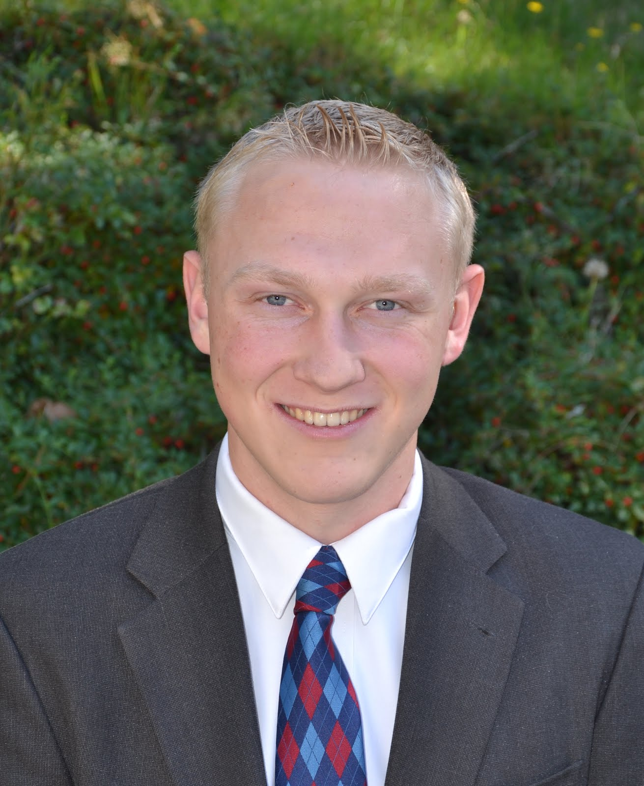 Our Missionary: Elder Dallin Shurts