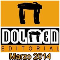 Dolmen Editorial: Novedades para Marzo de 2014
