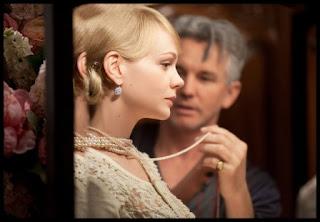 Baz Luhrmann dirige a Carey Mulligan en El gran Gatsby