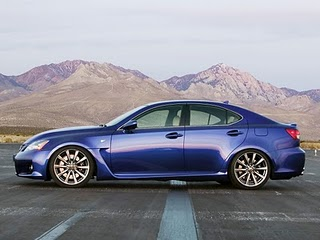 Look At the Car: 2013 Lexus ISF
