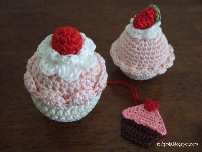 De aqu? y de alla ...: Amigurumi: Hoy Cupcakes (Cupcake ...