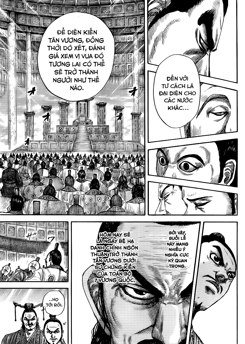 Kingdom – Vương Giả Thiên Hạ (Tổng Hợp) chap 412 page 8 - IZTruyenTranh.com