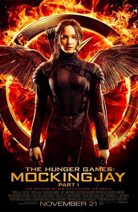 Póster final de Katniss + countdown para el trailer de Sinsajo Parte 1!!!