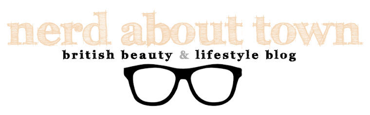 Nerd About Town | Beauty &amp; Lifestyle Blog.