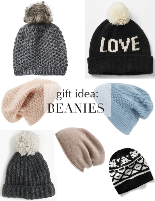 Beanies, gift idea, christmas, holiday, gift, hat, J.Crew, Nordstrom