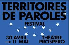 Théâtre Prospero/ 3e Territoires de paroles