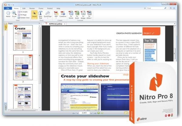 nitro pdf professional cracked