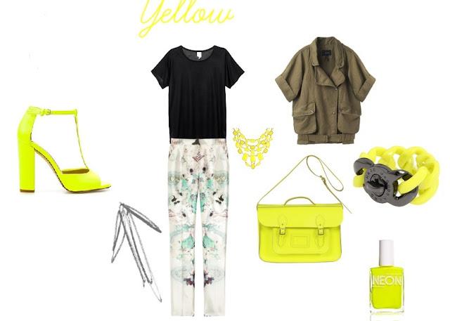 Mint & Yellow  + VÍDEO