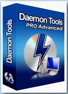 Daemon Tools Pro Advanced 5.3.0.0359