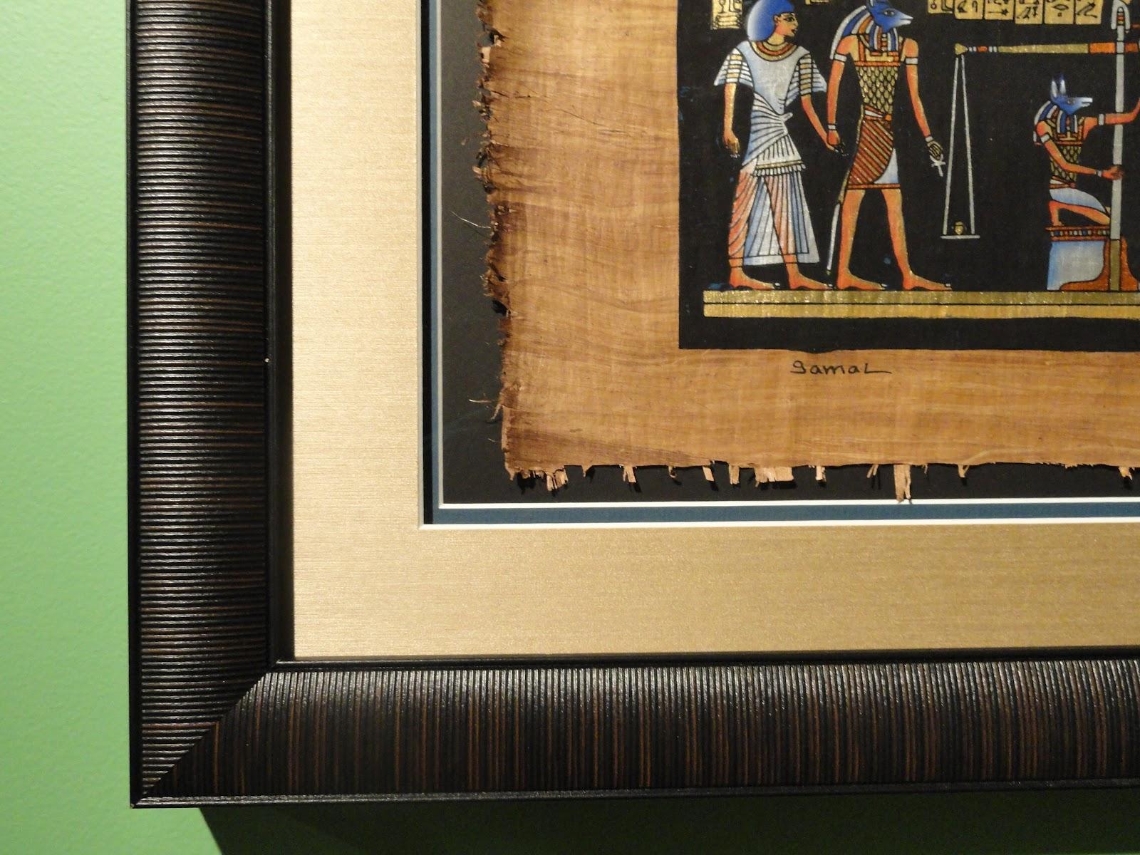 Encantador Papyrus Photo Frame Motivo - Ideas Personalizadas de ...