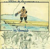 Trabajo de recuperación del Archivo Antropológico José María Arguedas