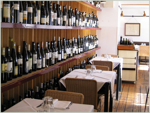 'GUSTO - restaurant - pizzeria - wine bar - wine shop
