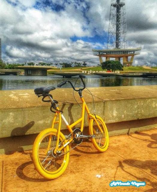 Bicicleta Nuvem Brasília