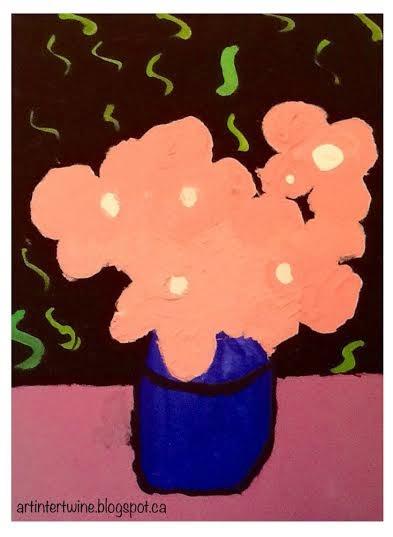 Van Gogh Flower Still Life