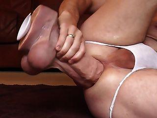 Ass face lick mistress pussy sits